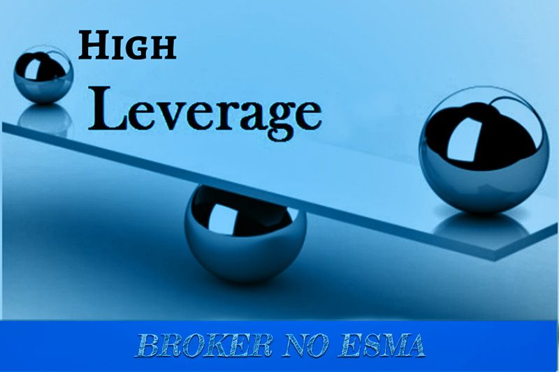 High leverage broker